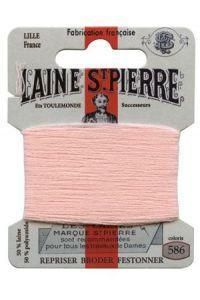 Sajou Laine St. Pierre Darning & Embroidery Thread/Wool Sajou Other Stuff 586-pink
