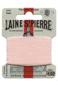 Sajou Laine St. Pierre Darning & Embroidery Thread/Wool Sajou Other Stuff 602-baby pink