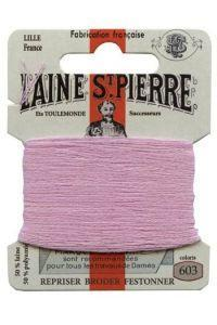 Sajou Laine St. Pierre Darning & Embroidery Thread/Wool Sajou Other Stuff 603-cyclamen