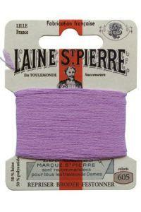 Sajou Laine St. Pierre Darning & Embroidery Thread/Wool Sajou Other Stuff 605-mauve