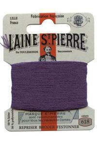 Sajou Laine St. Pierre Darning & Embroidery Thread/Wool Sajou Other Stuff 618-blackcurrant