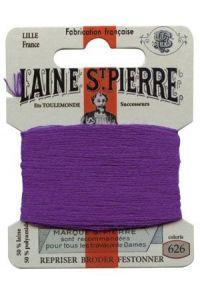 Sajou Laine St. Pierre Darning & Embroidery Thread/Wool Sajou Other Stuff 626-sloe