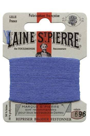 Sajou Laine St. Pierre Darning & Embroidery Thread/Wool Sajou Other Stuff 696-airforce