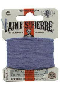 Sajou Laine St. Pierre Darning & Embroidery Thread/Wool Sajou Other Stuff 732-gauloise blue