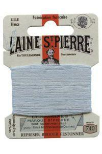 Sajou Laine St. Pierre Darning & Embroidery Thread/Wool Sajou Other Stuff 740-azure