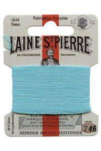 Sajou Laine St. Pierre Darning & Embroidery Thread/Wool Sajou Other Stuff 746-turquoise