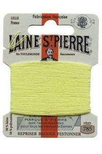 Sajou Laine St. Pierre Darning & Embroidery Thread/Wool Sajou Other Stuff 785-lime
