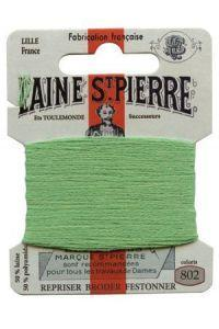 Sajou Laine St. Pierre Darning & Embroidery Thread/Wool Sajou Other Stuff 802-pistachio