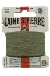 Sajou Laine St. Pierre Darning & Embroidery Thread/Wool Sajou Other Stuff 814-sage green