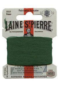 Sajou Laine St. Pierre Darning & Embroidery Thread/Wool Sajou Other Stuff 855-leaf green