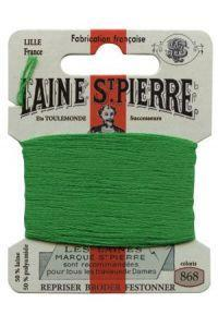 Sajou Laine St. Pierre Darning & Embroidery Thread/Wool Sajou Other Stuff 868-lawn green