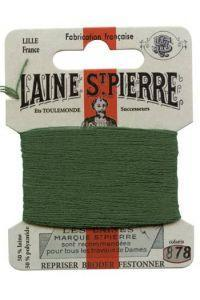 Sajou Laine St. Pierre Darning & Embroidery Thread/Wool Sajou Other Stuff 878-forest