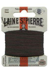 Sajou Laine St. Pierre Darning & Embroidery Thread/Wool Sajou Other Stuff 890-dark green