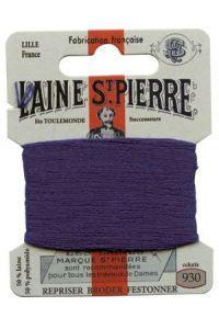 Sajou Laine St. Pierre Darning & Embroidery Thread/Wool Sajou Other Stuff 930-marble blue