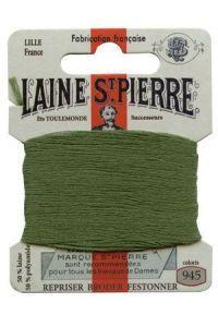 Sajou Laine St. Pierre Darning & Embroidery Thread/Wool Sajou Other Stuff 945-shetland green