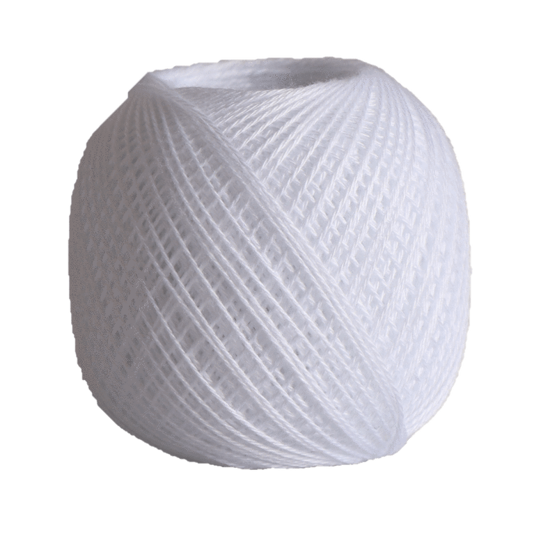 Sashiko Thread Fine - Olympus Cotton 80m Olympus Other Stuff 201 White