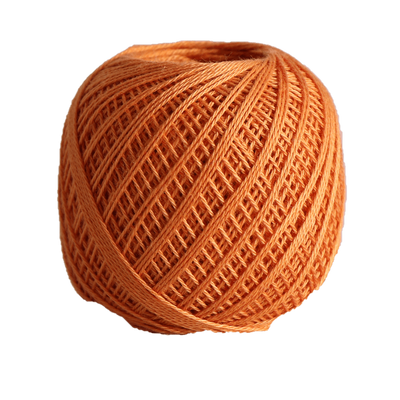 Sashiko Thread Fine - Olympus Cotton 80m Olympus Other Stuff 204 Burnt Orange