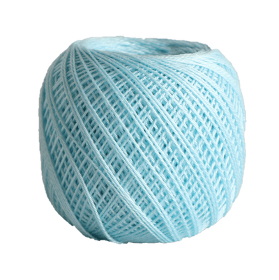 Sashiko Thread Fine - Olympus Cotton 80m Olympus Other Stuff 208 Light Blue