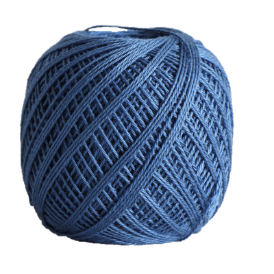 Sashiko Thread Fine - Olympus Cotton 80m Olympus Other Stuff 210 Blue