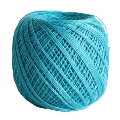 Sashiko Thread Fine - Olympus Cotton 80m Olympus Other Stuff 217 Bright Blue