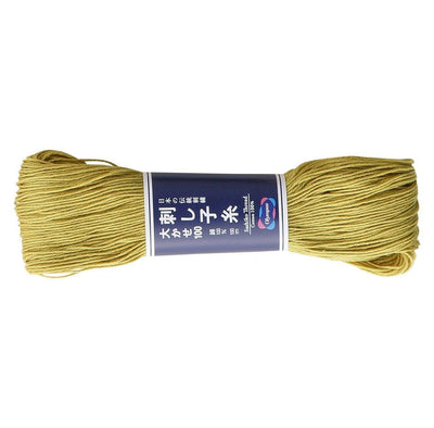 Sashiko Thread - Olympus Cotton 100m Olympus Other Stuff ST-106 Straw