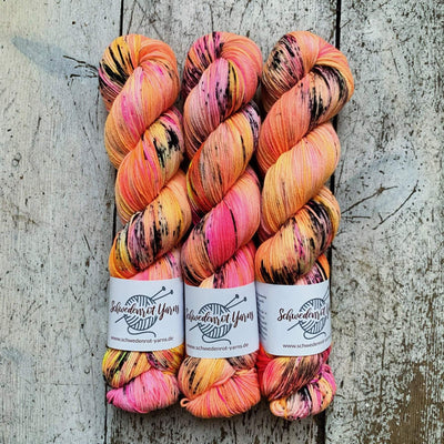Schwedenrot Luxury Sock Schwedenrot Yarns Yarn Mai Tai on the Rocks