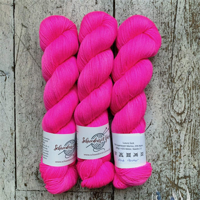 Schwedenrot Luxury Sock Schwedenrot Yarns Yarn Pink Panther
