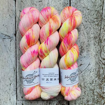 Schwedenrot Luxury Sock Schwedenrot Yarns Yarn Rosies