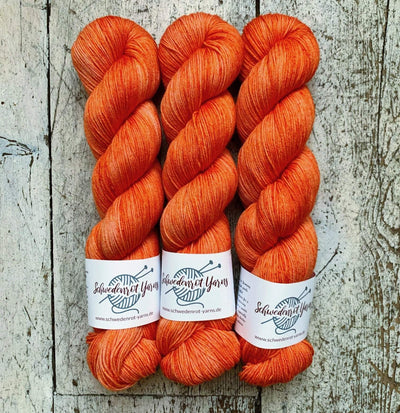 Schwedenrot Luxury Sock Schwedenrot Yarns Yarn Spiced Pumpkin