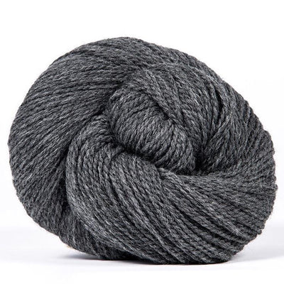 Scout Kelbourne Woolens Yarn graphite heather 034