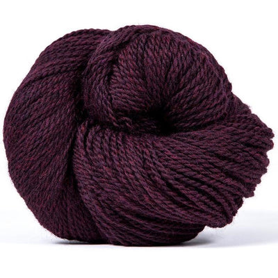 Scout Kelbourne Woolens Yarn mulberry heather 602