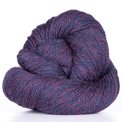 Scout Kelbourne Woolens Yarn plum heather 501