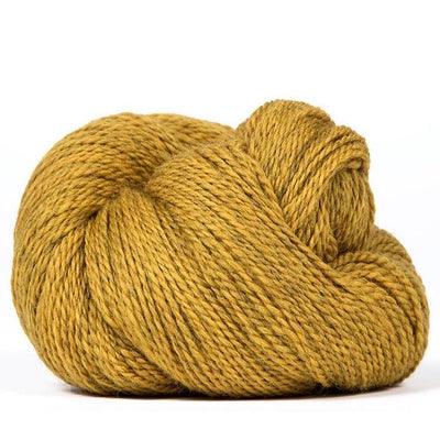 Scout Kelbourne Woolens Yarn sunflower heather 709
