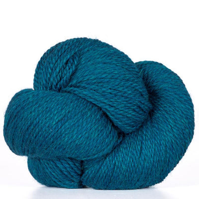 Scout Kelbourne Woolens Yarn teal heather 432