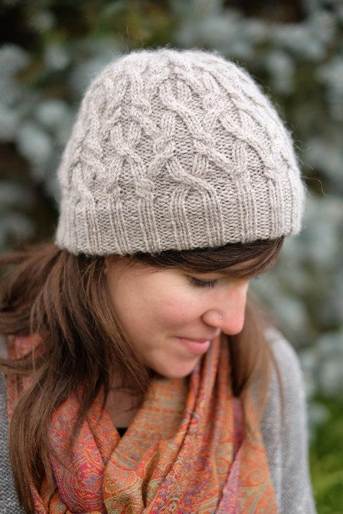 Seathwaite Hat Pattern The Fibre Co Knitting Pattern