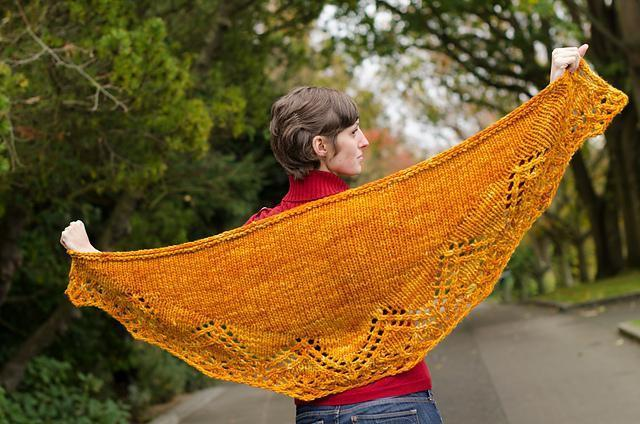 Sentiment Shawl Pattern Ysolda Knitting Pattern
