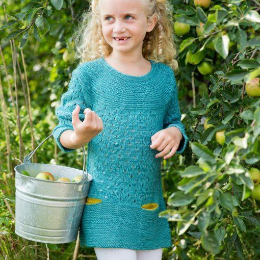 Shore Tunic Pattern Swans Island Knitting Pattern