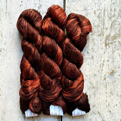 Silk Day Dream Artyarns Yarn 917 Coppertone