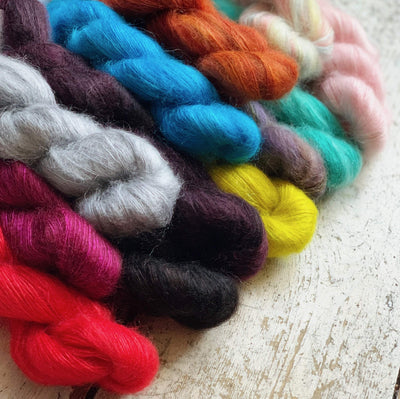 Silk Mohair by Artyarns Artyarns Yarn