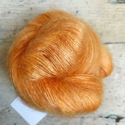 Silk Mohair by Artyarns Artyarns Yarn 202 Peach SM
