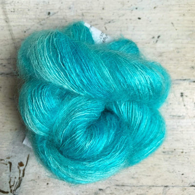Silk Mohair by Artyarns Artyarns Yarn 2363 Clear Aqua SM