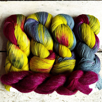 Silk Mohair by Artyarns Artyarns Yarn 242 Raspberry