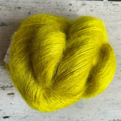 Silk Mohair by Artyarns Artyarns Yarn 378 Chartreuse SM