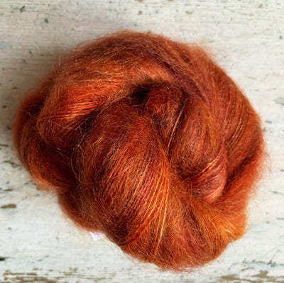 Silk Mohair by Artyarns Artyarns Yarn 511 Maple Fall SM