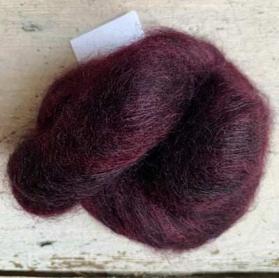 Silk Mohair by Artyarns Artyarns Yarn H11 Blackberry Sorbet SM