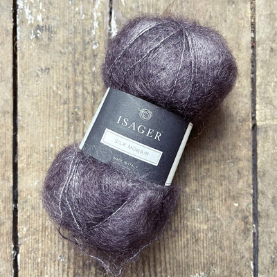 Silk Mohair Isager Yarn SM 60