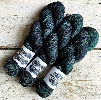 Silkie Singles The Urban Purl Yarn Dragons Glass