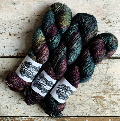 Silkie Singles The Urban Purl Yarn Hecate