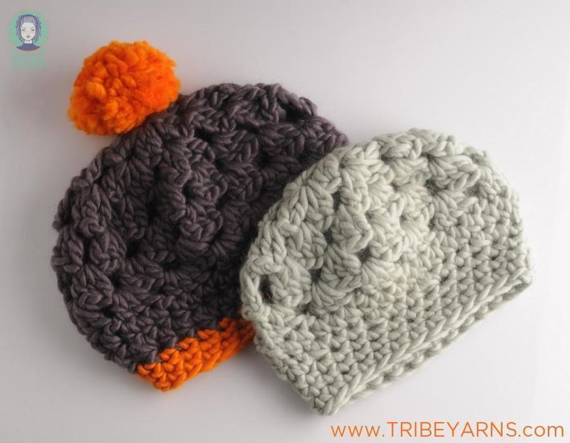 Simple Hat CROCHET Pattern Mrs Moon Pattern