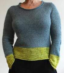 Simple Ziggurat Jubilæum Edition KAL by Åsa Tricosa Cocoknits Event